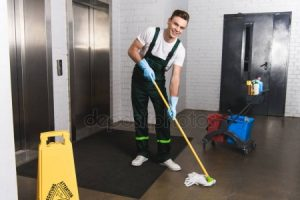 Commercal cleaning in Auckland
