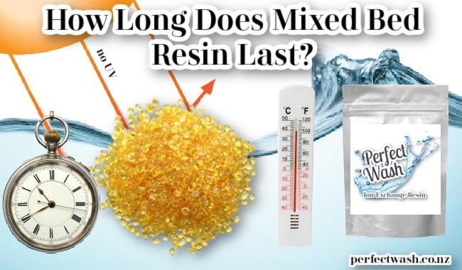 How Long Mixed Bed Resin Lasts