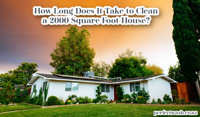 How Long To Clean a Home