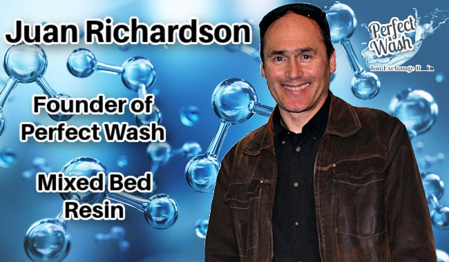Perfect Wash Mixed Bed Resin